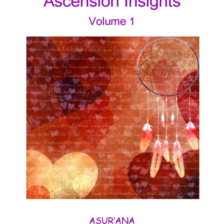 Ascension Insights, Volume 1 Book Cover