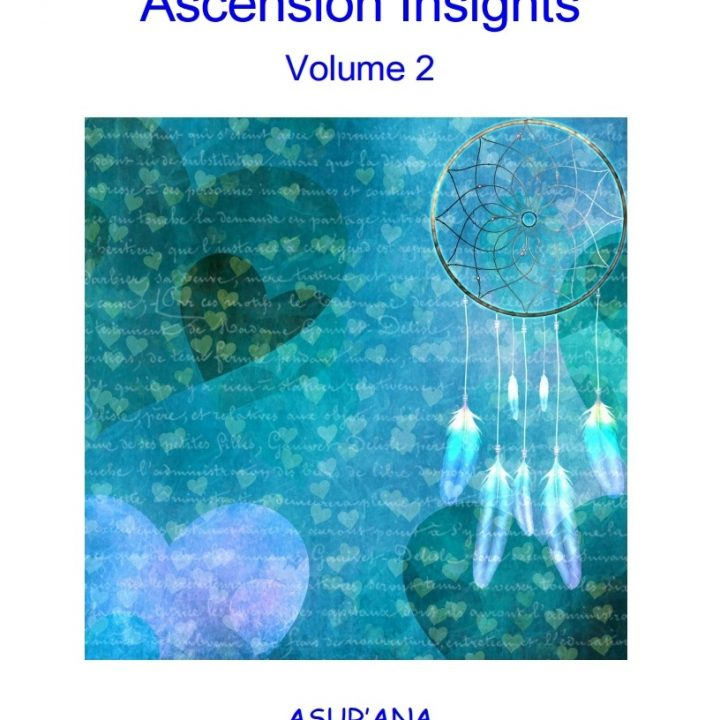 Ascension Insights, Volume 2 Book Cover