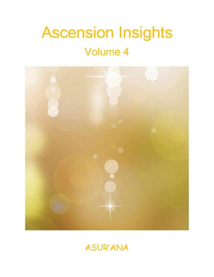 Ascension Insights, Volume 4 Book Cover