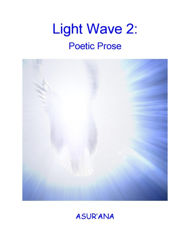 Light Wave 2: Poetic Prose Book Cover
