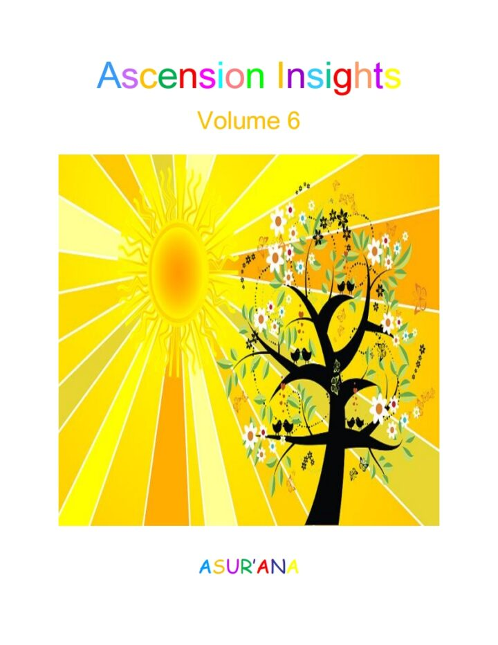 Ascension Insights, Volume 6 Book Cover